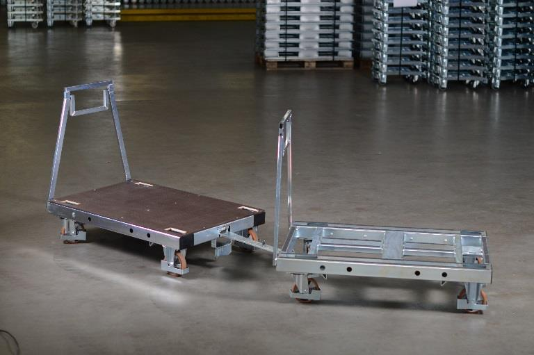 Pallet Carts and Shelf Wagons
