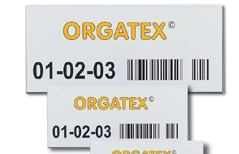 Self Adhesive Insert Label (75x20mm/2.95x.78in)