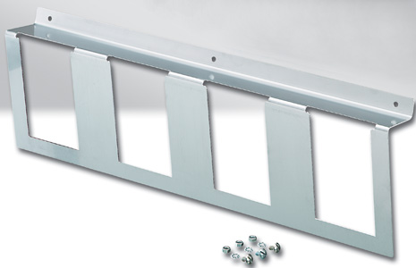 Systembox  Wall Mount  4 Rows (486x166mm/19.13x6.53in)