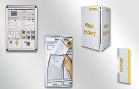 Visual Display Tools / Signs